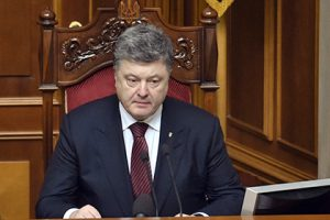 Порошенко ввел бессрочный мораторий на выплату долга перед Россией
