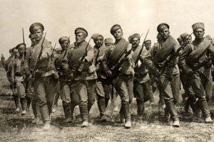 «Штафирка» Ленин против «Мозга армии»