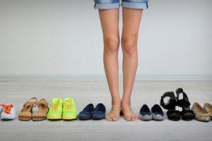 Правила выбора качественной обуви