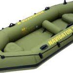 6 местная надувная лодка