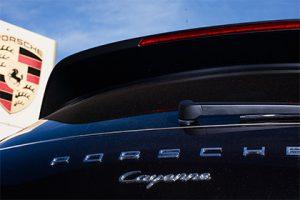 В России отзовут 14 тысяч Porsche Cayenne из-за проблем с торможением