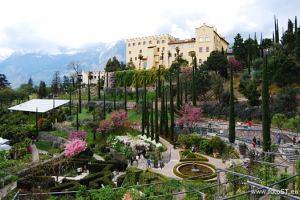 Италия: В садах императрицы Сисси открылся Сад влюблённых
