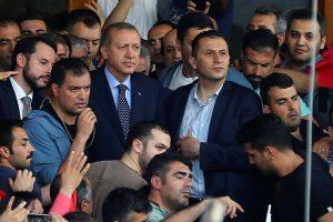 Эрдоган рассказал, как ему удалось избежать смерти