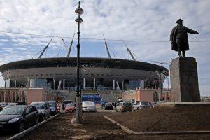 Генподрядчик объявил о «спровоцированной» остановке строительства «Зенит-Арены»