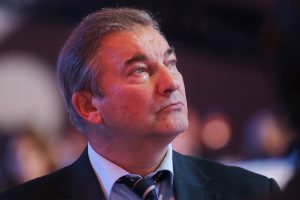 Президент Федерации хоккея России Владислав Третьяк награжден орденом Салавата Юлаева