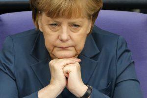 Меркель призвала снять запрет на посещение депутатами ФРГ базы в Турции