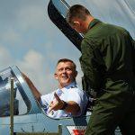 Пентагон назвал российских летчиков профессионалами