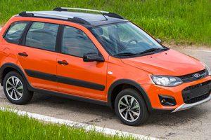 «АвтоВАЗ» начал выпуск новой модификации Kalina Cross
