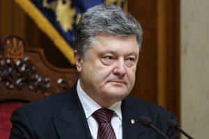 НАТО попросило Порошенко отчитаться о выполнении Минских соглашений