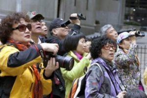РФ в тройке популярных стран у туристов из КНР
