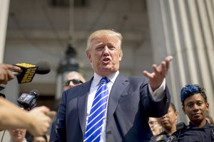 Трамп будет сотрудничать с Россией в борьбе с ДАИШ
