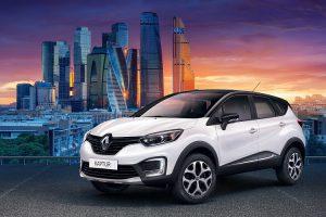 Renault Kaptur вошел в топ-25 бестселлеров июля