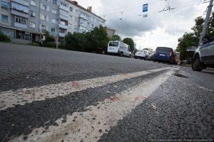 Депутаты предложили увеличить штраф для водителей за отказ пропустить пешехода