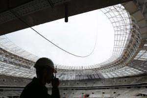 Стадионы ЦСКА и «Лужники» в Москве откроют до конца 2016 года
