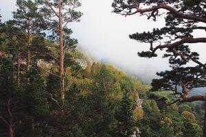 Адыгея – чарующий горный край