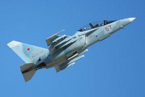Россия заменила украинские комплектующие для двигателей Як-130