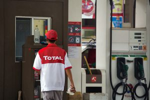 Total уволила 70 процентов персонала в своем российском подразделении