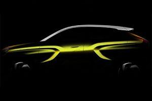 «АвтоВАЗ» раскрыл облик нового полноприводного кроссовера