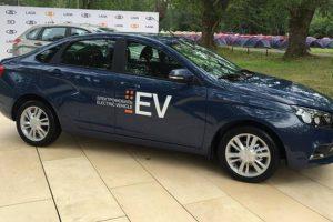 Электрокар от «АвтоВАЗа» начнут продавать в 2017-м