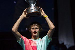 Теннисный турнир St. Petersburg Open завершился триумфом Зверева