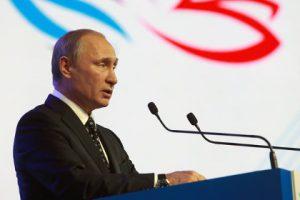 Путин выступил за создание энергетического суперкольца в АТР