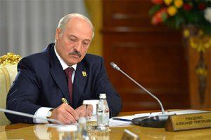 Лукашенко поручил за два дня решить вопрос с ценой на российский газ