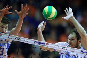 Волейболисты казанского «Зенита» проиграли «Сада Крузейро» в финале ЧМ