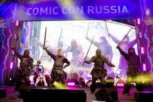 На Comic Con представили фильмы «Викинг», «Салют 7» и «Притяжение»