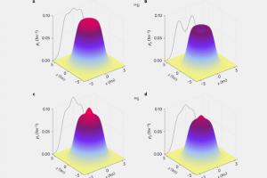 Физики впервые «нащупали» пузырек в центре атомного ядра