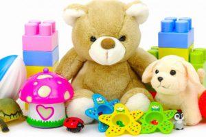 Игрушки помогают ребенку познавать мир, развивать речь, мышление и память