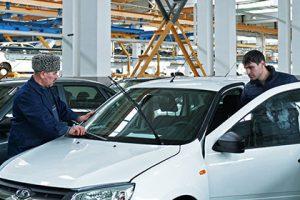 Российскому автопрому предсказали удвоение экспорта