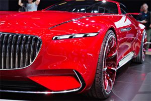 Продажи люксовых автомобилей в России упали в сентябре