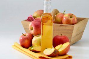 Яблочный уксус снижает уровень холестерина в крови людей