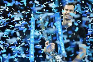 Маррей выиграл итоговый турнир ATP, сохранив звание первой ракетки мира