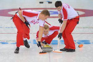 Российские керлингисты обыграли Шотландию и впервые вышли в полуфинал ЧЕ