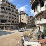 Эксперты Минобороны изучат применение химоружия в Алеппо