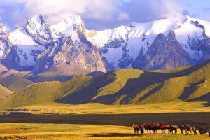 Киргизия обязала туристов регистрироваться