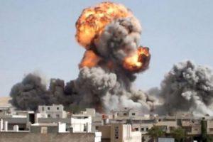 В Ракке от бомб коалиции погибли мирные жители