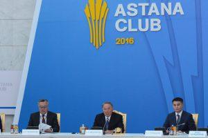 Нурсултан Назарбаев: Нужны новые подходы к развитию национальных экономик