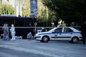 Центр Афин перекрыли после нападения на посольство Франции