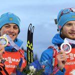 Российский биатлонист Бабиков завоевал золото в Эстерсунде