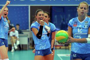 В Казани стартует «Финал четырех» Кубка России по волейболу среди женщин