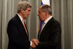 Лавров и Керри пытались спасти план по Алеппо «на полях» СМИД ОБСЕ