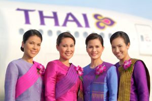 Thai Airways вернулась в Домодедово