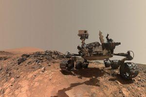 У Curiosity сломался бур