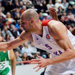 Баскетболисты ЦСКА обыграли казанский УНИКС в матче Единой лиги ВТБ