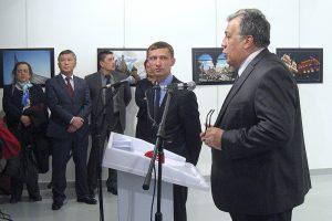 Два человека арестованы в Турции по делу об убийстве посла РФ