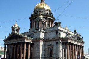 Исаакиевский собор будет передан Русской православной церкви