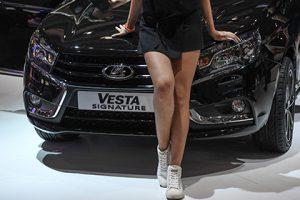 «АвтоВАЗ» продолжит поставку машин на Украину