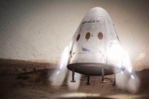 СМИ: SpaceX отодвигает время начала колонизации Марса